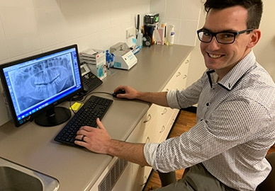 Dr-Josh Dunn Dentist