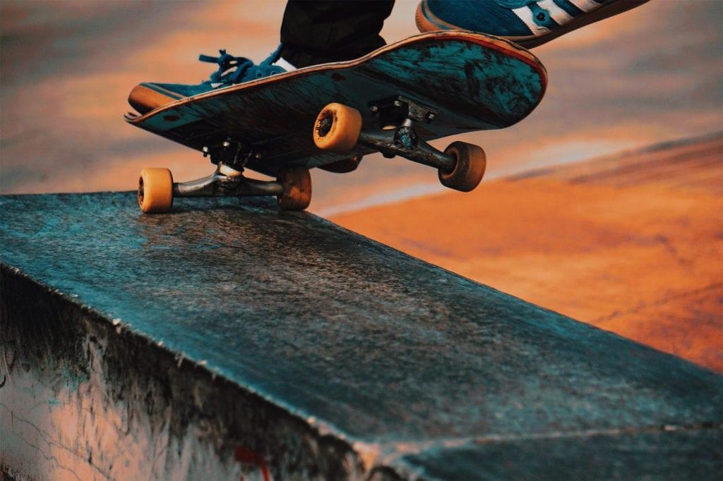 Skateboard-Accident Emergency