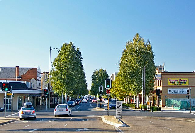 Bayliss St Wagga